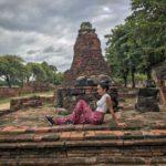 Ayutthaya Thailandia Passione Passaporto