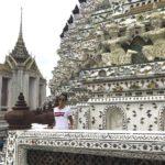 Bangkok Wat Arun Thailandia Passione passaporto