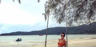 Cambogia Asia Sea ocean Tourist beach