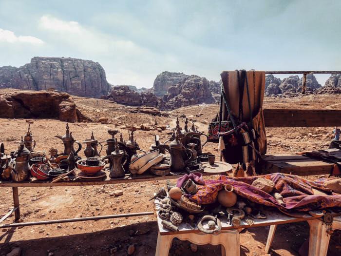 Giordania Petra Passione Passaporto deserto