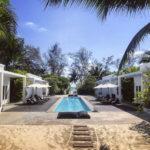 Koh Rong Samloem Cambogia Passione Passaporto piscina