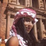 Petra Giordania passione passaporto