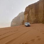 Giordania Passione Passaporto deserto