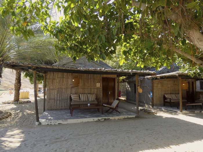 Oman Muscat Resort Hills passione passaporto