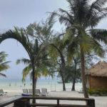 Koh Rong Samloem Cambogia Passione Passaporto palme
