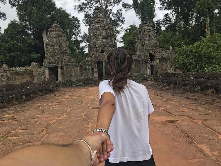 Angkor Cambogia Templi Passione Passaporto