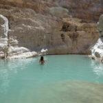 Oman Asia Lake Tourist
