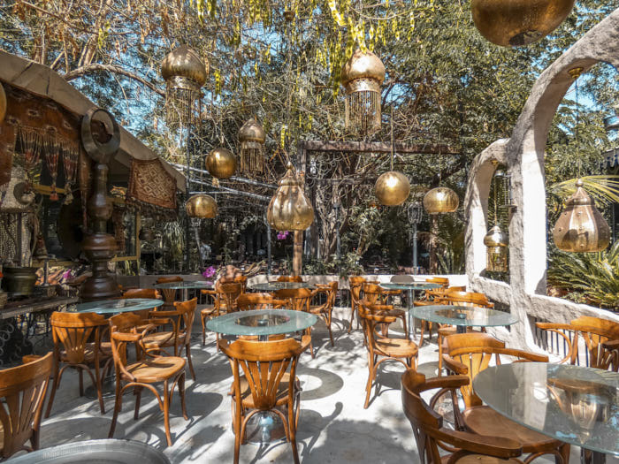Muscat Oman Kargeen Restaurant Passione Passaporto