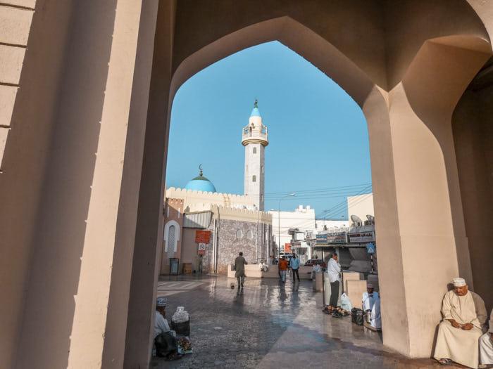 Souq Muscat Passione Passaporto