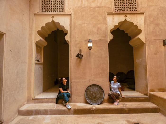 Castello di Jabrin Oman Passione Passaporto