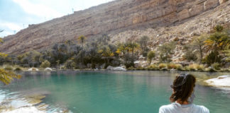 Wadi Bani Khalid Oman Passione Passaporto