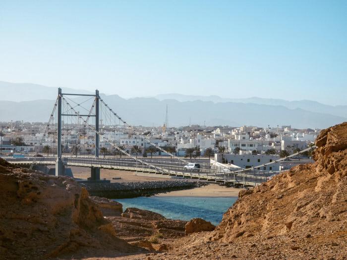 Sur Oman Passione Passaporto