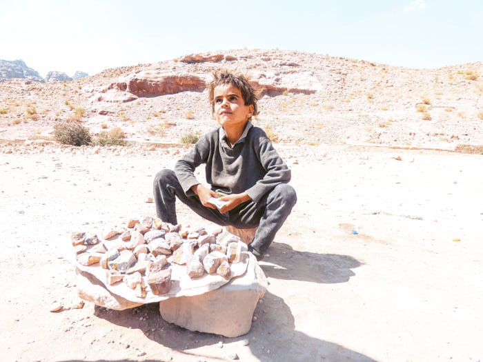 Beduini Petra Cosa fare a Petra giordania Passione Passaporto