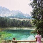 Lago di Carezza Trentino Alto Adige Italia Passione Passaporto