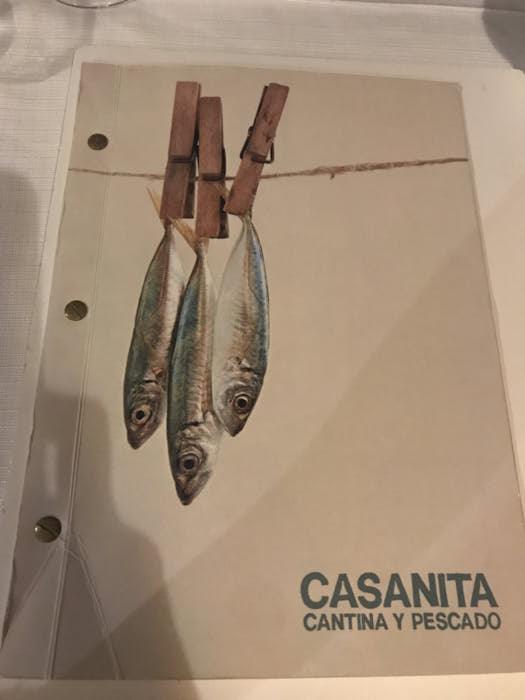 Casanita Cantina Y Pescado Formentera Passione Passaporto