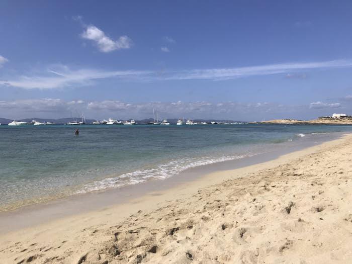 Platja Des Illetes Formentera
