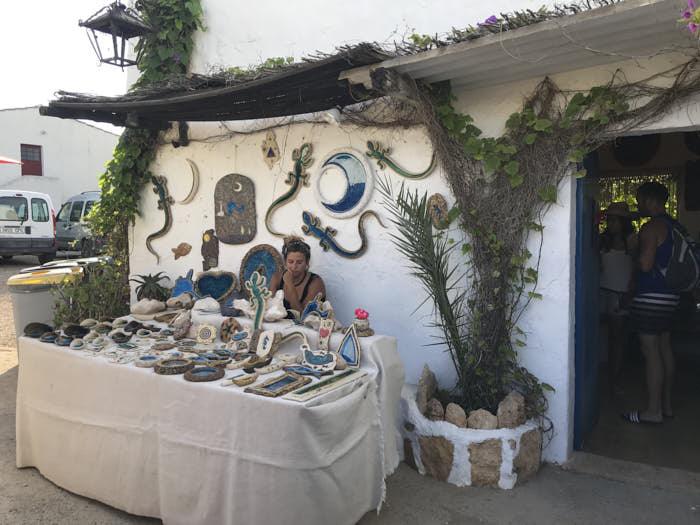 Hippie Market El Pilar De La Mola Formentera Passione Passaporto