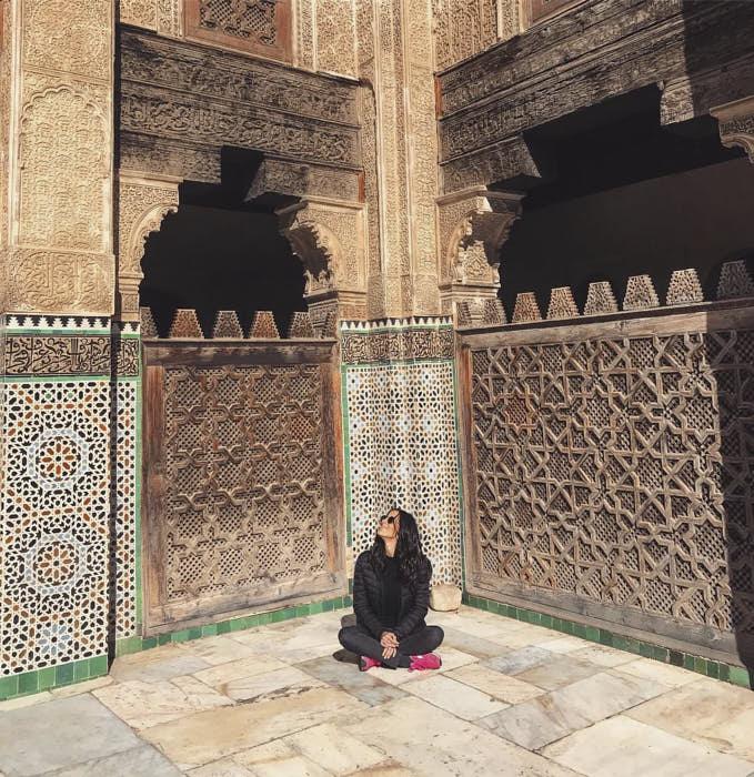 Fez Masadra Bou Inania Marocco Passione Passaporto