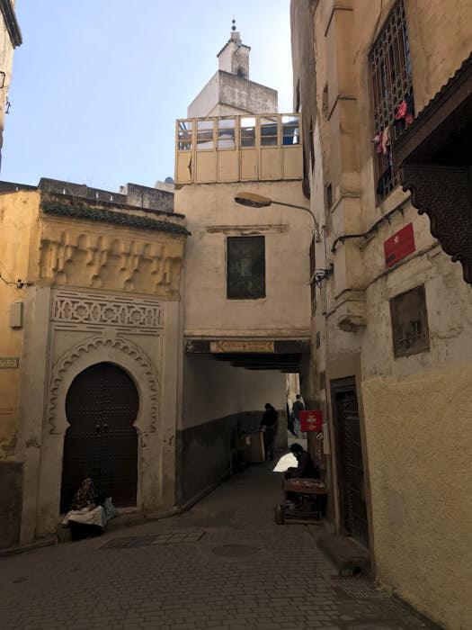 Fez medina Marocco Passione Passaporto