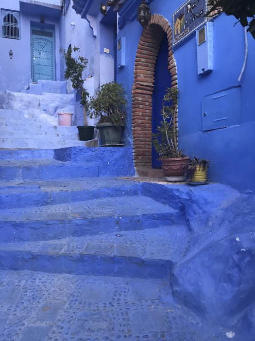 Chefchaouen Marocco Passione Passaporto