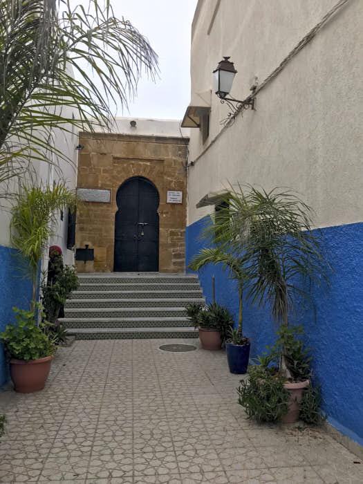 Kashba des Oudaias Rabat Marocco Passione Passaporto
