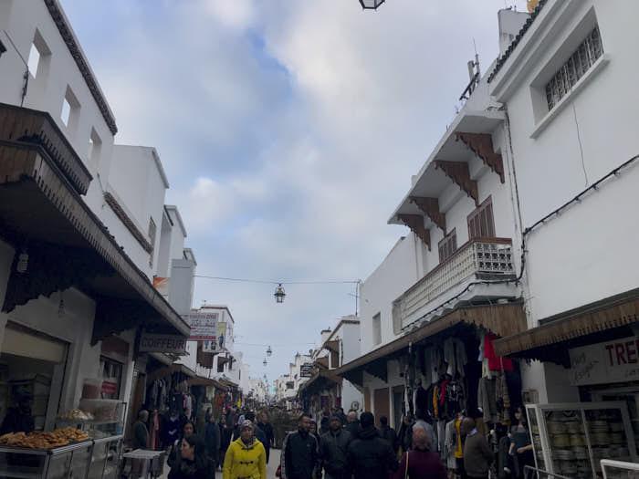 Medina Rabat Marocco Passione Passaporto