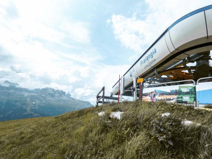 Pralongià Corvara in Badia Dolomiti Trentino Alto Adige Italia Passione Passaporto