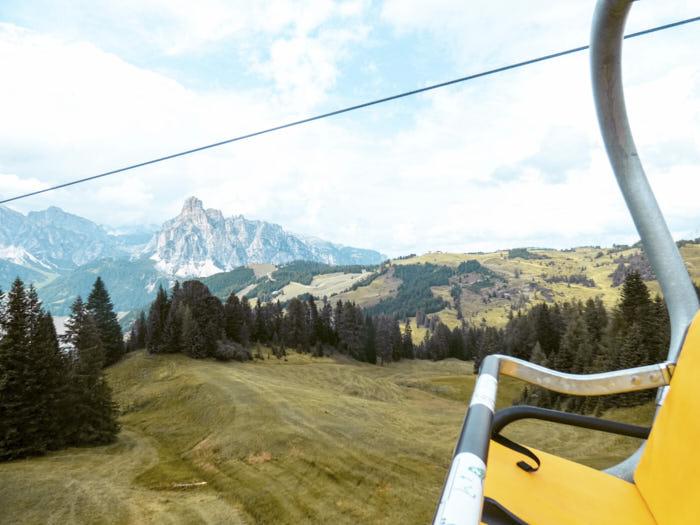 Corvara in Badia Dolomiti Trentino Alto Adige Italia Passione Passaporto