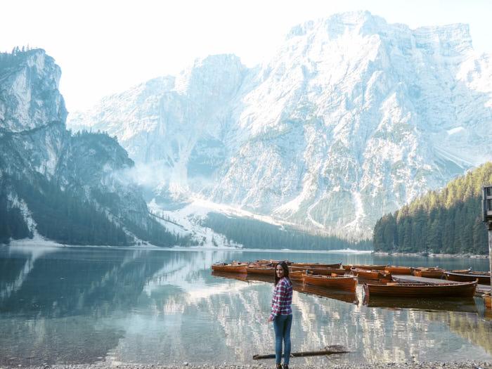 Lago di Braies Dolomiti Trentino Alto Adige Passione Passaporto