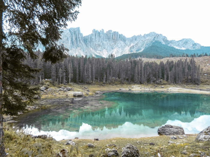 Lago di Carezza Dolomiti Trantino Alto Adige Passione Passaporto