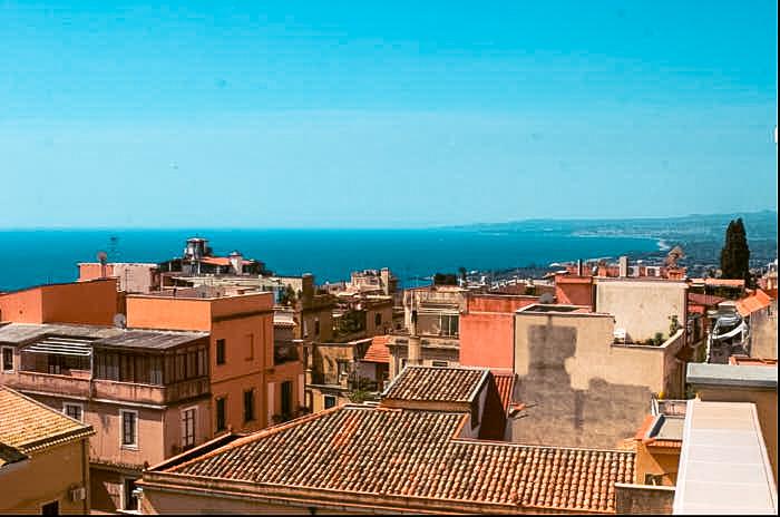 Taormina Sicilia Passione Passaporto