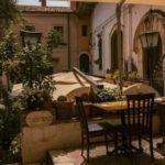 Tischi Toschi Taormina Italia Sicilia Passione Passaporto