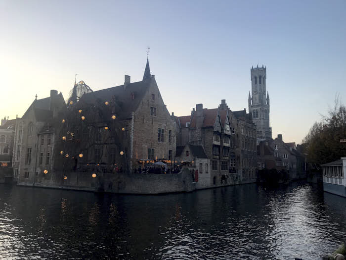 Brugge Belgio Passione Passaporto