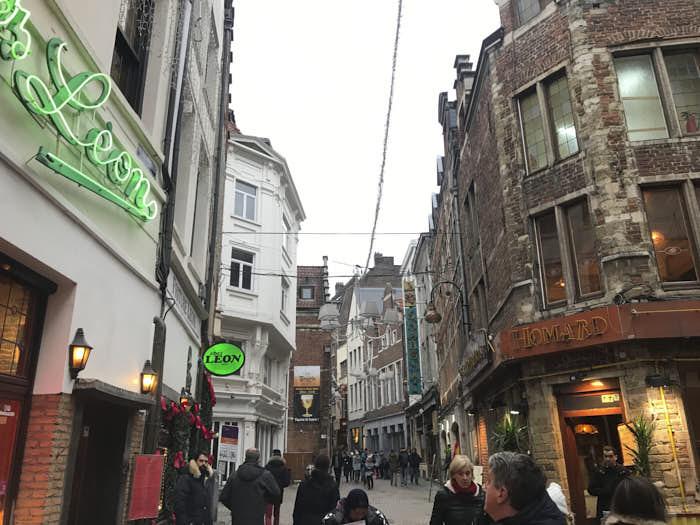 Bruxelles Belgio Passione Passaporto