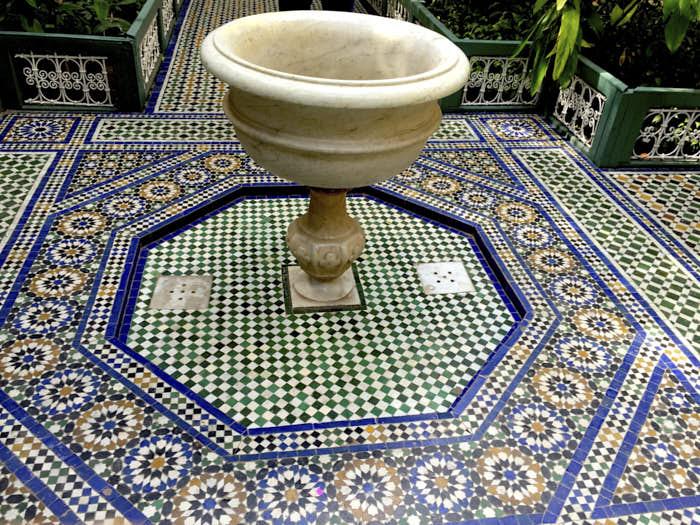 Palazzo Bahia Marrakech Marocco Passione Passaporto