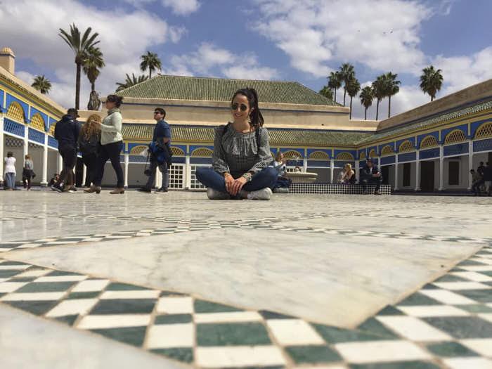 Marrakech Marocco Passione Passaporto
