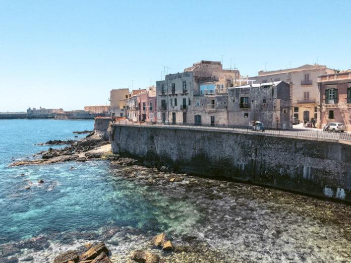 Ortigia Siracusa Sicilia Italia Passione Passaporto