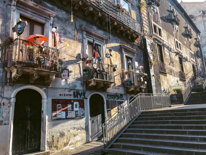 Ortigia Sicilia Italia Passione Passaporto