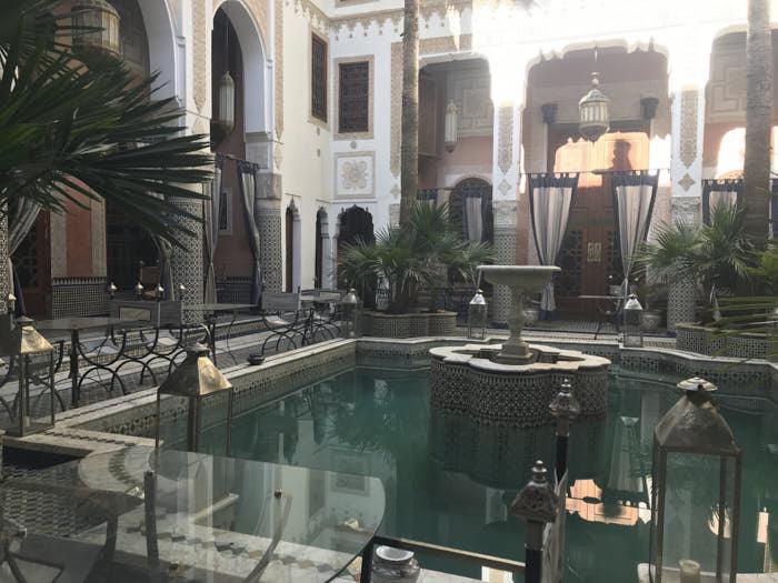 Riad Fes Fez Marocco Passione Passaporto