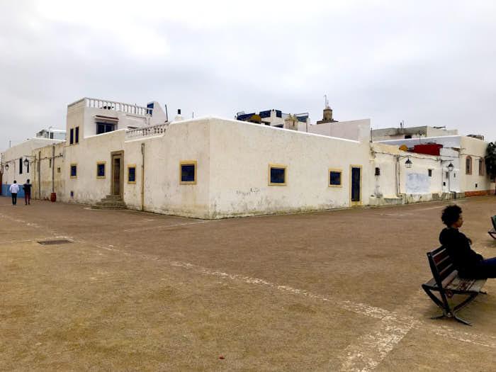 Rabat Kashba Des Oudaias Marocco Passione Passaporto