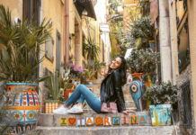 Taormina Sicilia Italia Passione Passaporto