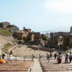 Teatro Greco Taormina Sicilia Italia Passione Passaporto