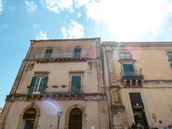 Ragusa Ibla Sicilia Italia Passione Passaporto