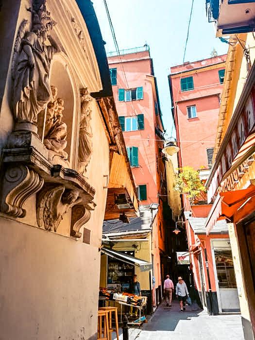 Caruggi Genova Liguria Italia Passione Passaporto