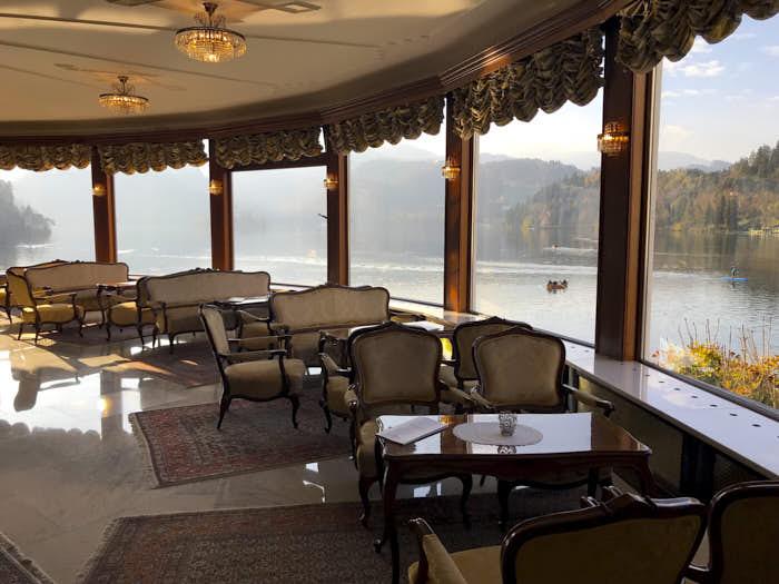 Lago di Bled Grand Hotel Toplice Slovenia Passione Passaporto