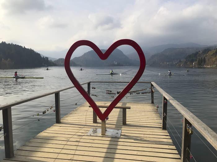 Slovenia Lago di Bled Passione Passaporto
