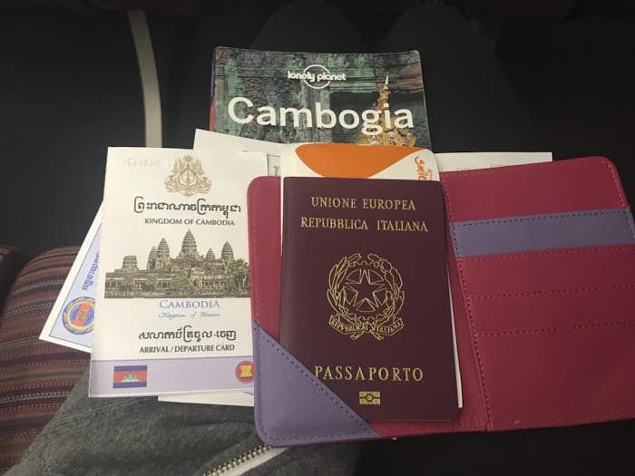 Cambogia Passione Passaporto