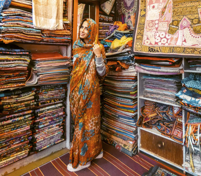 India Passione Passaporto Sara Rinaldis