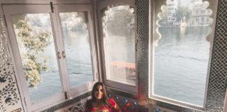 Udaipur Lake Pichola Rajastan India Passione Passaporto
