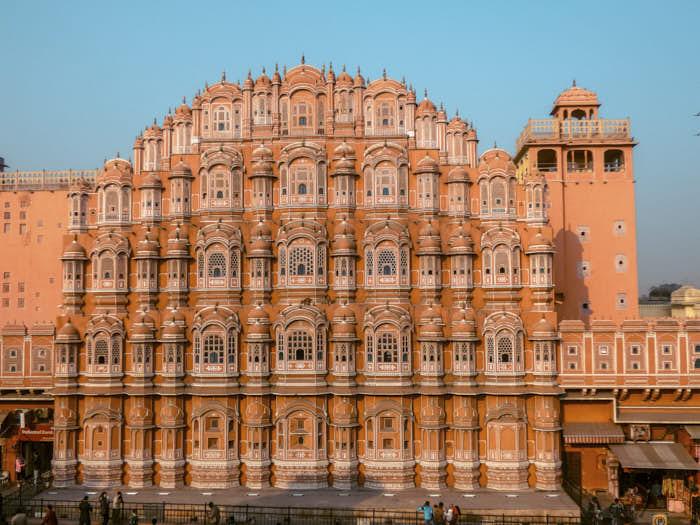Haha Mahal India Passione Passaporto